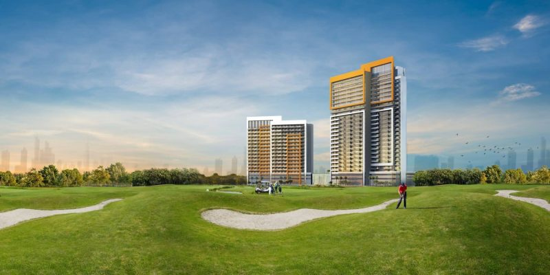 Skyview Levels Golf Vita by Damac at Damac Hills. Luxury apartments for Sale 1