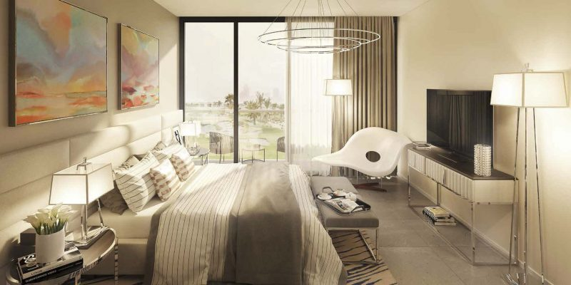 Skyview Levels Golf Vita by Damac at Damac Hills. Luxury apartments for Sale_12345