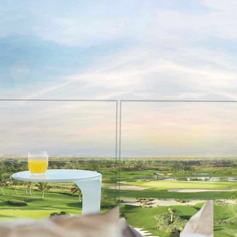 Skyview Levels Golf Vita by Damac at Damac Hills. Luxury apartments for Sale_35