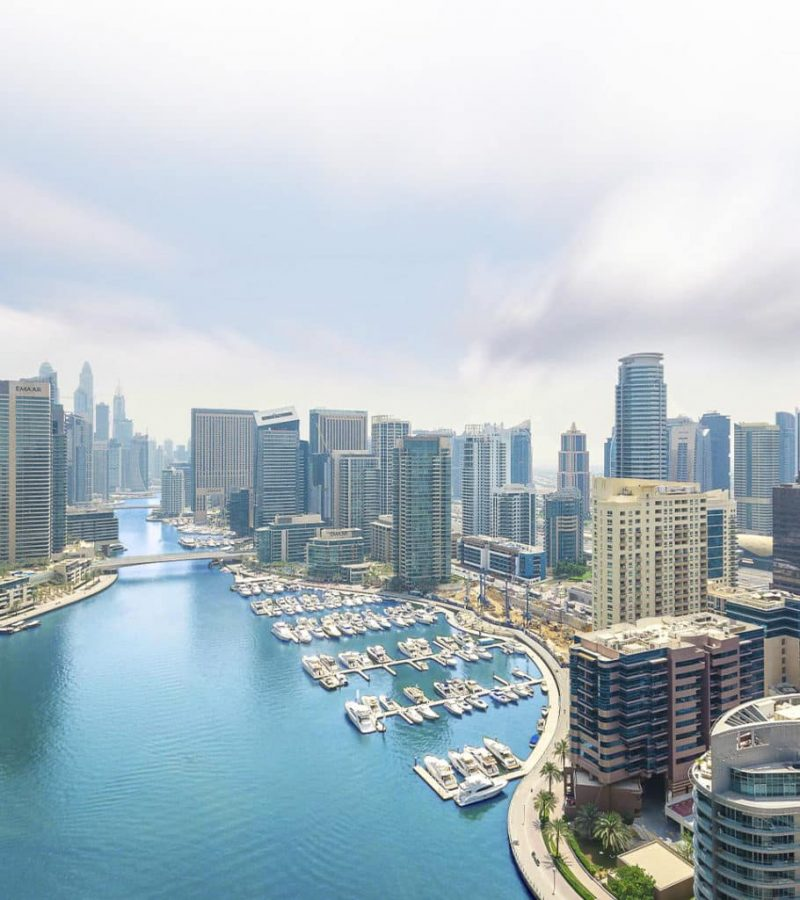 Sparkle Towers by Tebyan at Dubai Marina. Luxury apartments for Sale in Dubai 2
