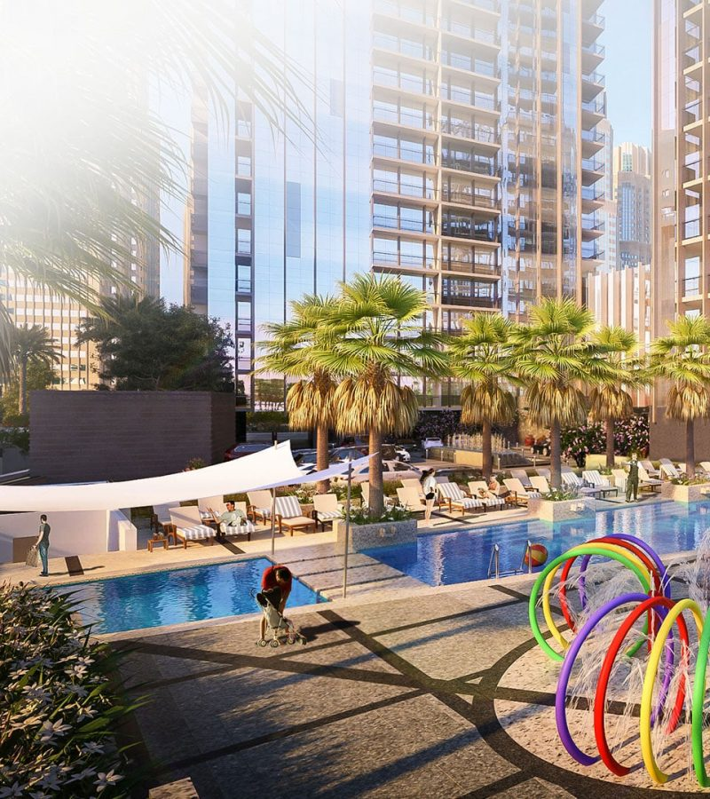 Sparkle Towers by Tebyan at Dubai Marina. Luxury apartments for Sale in Dubai 4