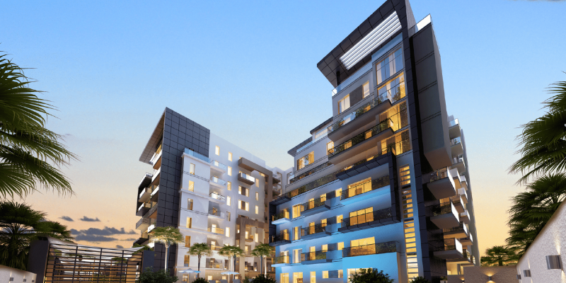 Tenora by Damac at Dubai South. Luxury apartments for Sale in Dubai 1