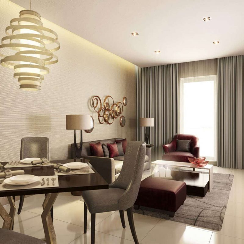 Tenora by Damac at Dubai South. Luxury apartments for Sale in Dubai 2
