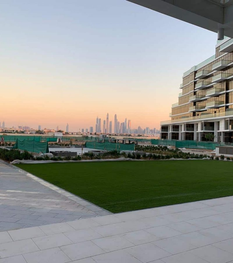 The 8 by Omniyat in The Palm Jumeirah. Luxury apartments for sale in Dubai