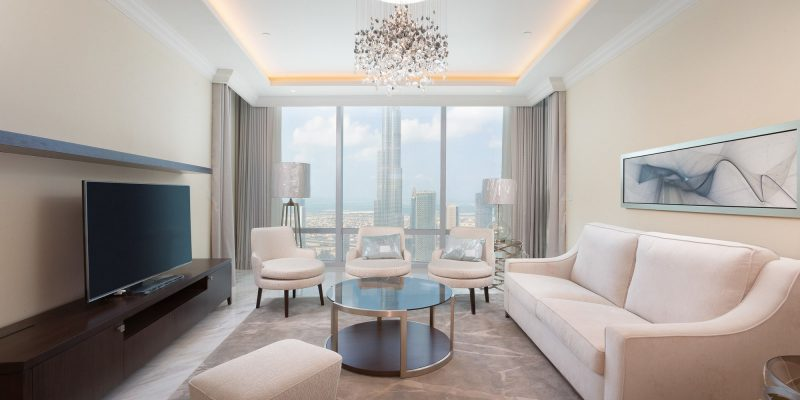 The Address Residence in Downtown Dubai
