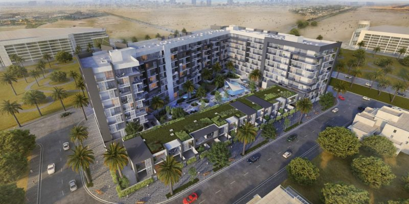 The Gate at Masdar City by Reportage Properties, Abu Dhabi. Premium apartments & townhouses for sale in Abu Dhabi 2 1