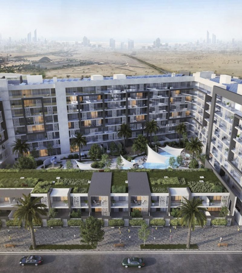The Gate at Masdar City by Reportage Properties, Abu Dhabi. Premium apartments & townhouses for sale in Abu Dhabi 5 1