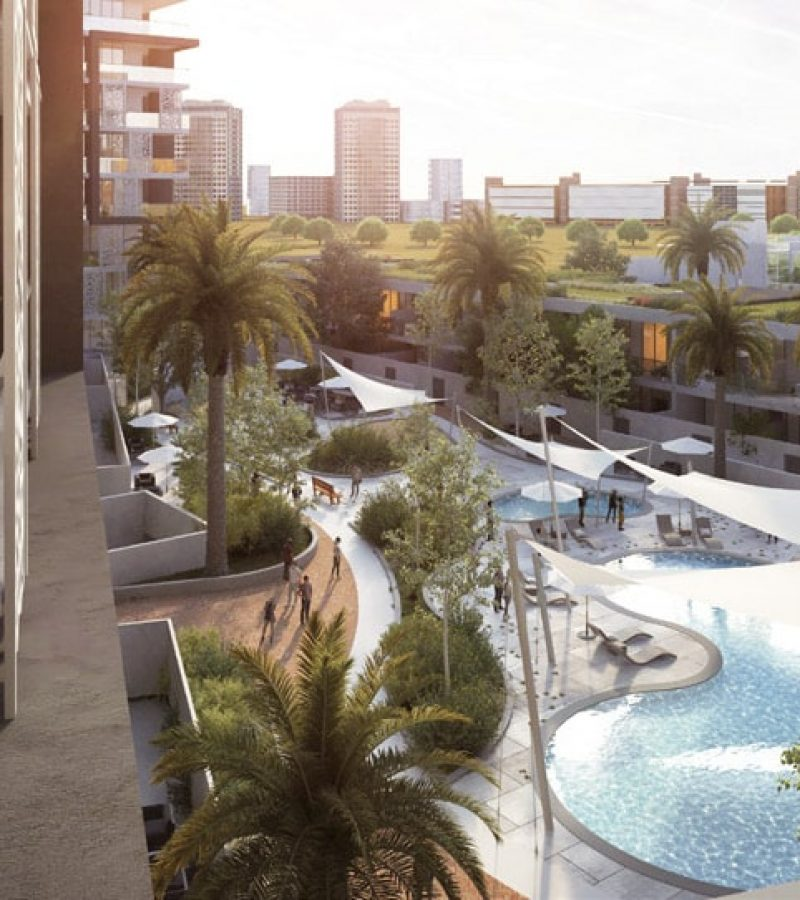 The Gate at Masdar City by Reportage Properties, Abu Dhabi. Premium apartments & townhouses for sale in Abu Dhabi 5 3