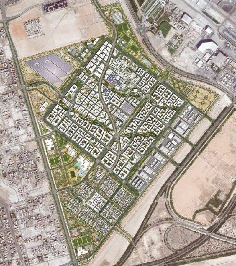 The Gate at Masdar City by Reportage Properties, Abu Dhabi. Premium apartments & townhouses for sale in Abu Dhabi 5 5