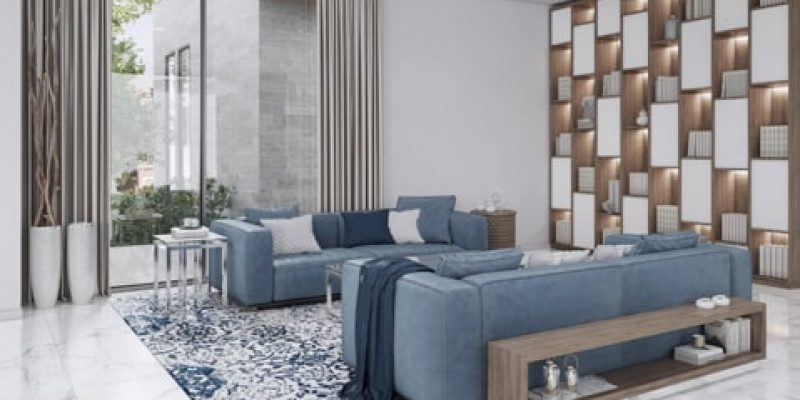 The Nest Revolution by Al Barari Group in Al Barari. Premium villas for Sale in Dubai