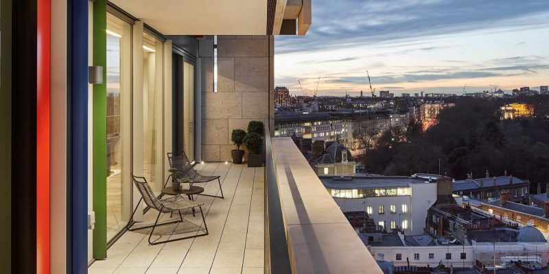 The Nova Penthouses by The Nova Building at London Victoria SW1. Luxury apartments for Sale in London