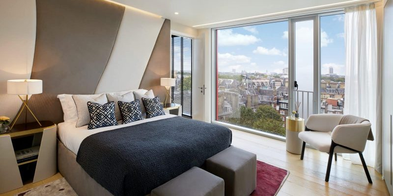 The Nova Penthouses by The Nova Building at London Victoria SW1. Luxury apartments for Sale in London_31