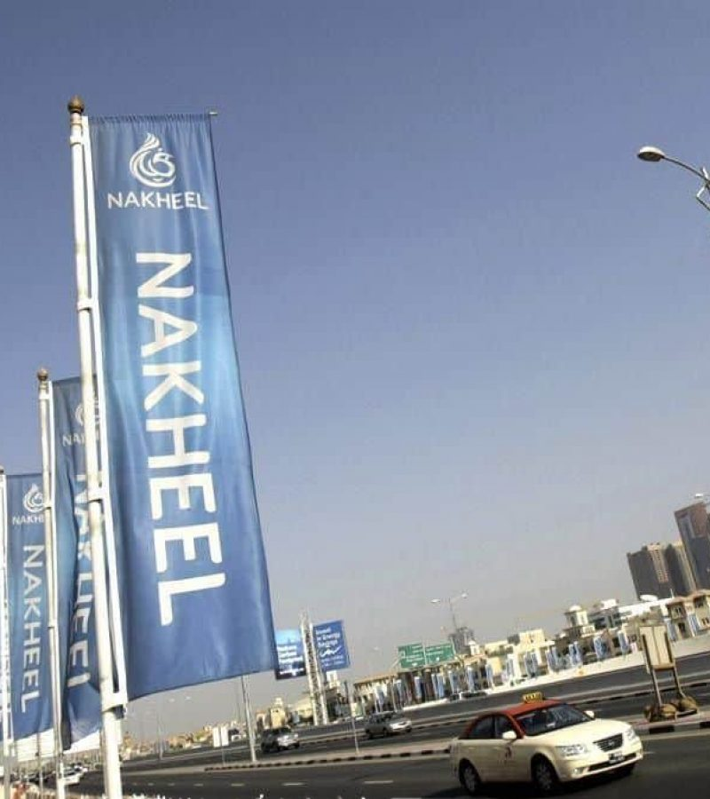The Palm Plots by Nakheel in Palm Jumeirah. Premium plots for Sale in Dubai 1