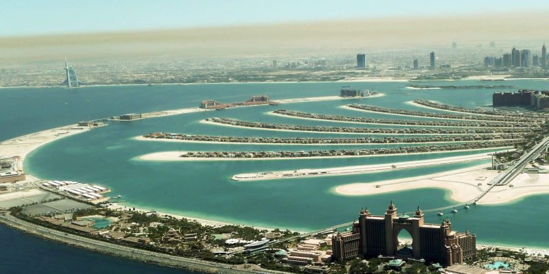 The Palm Plots by Nakheel in Palm Jumeirah. Premium plots for Sale in Dubai 2