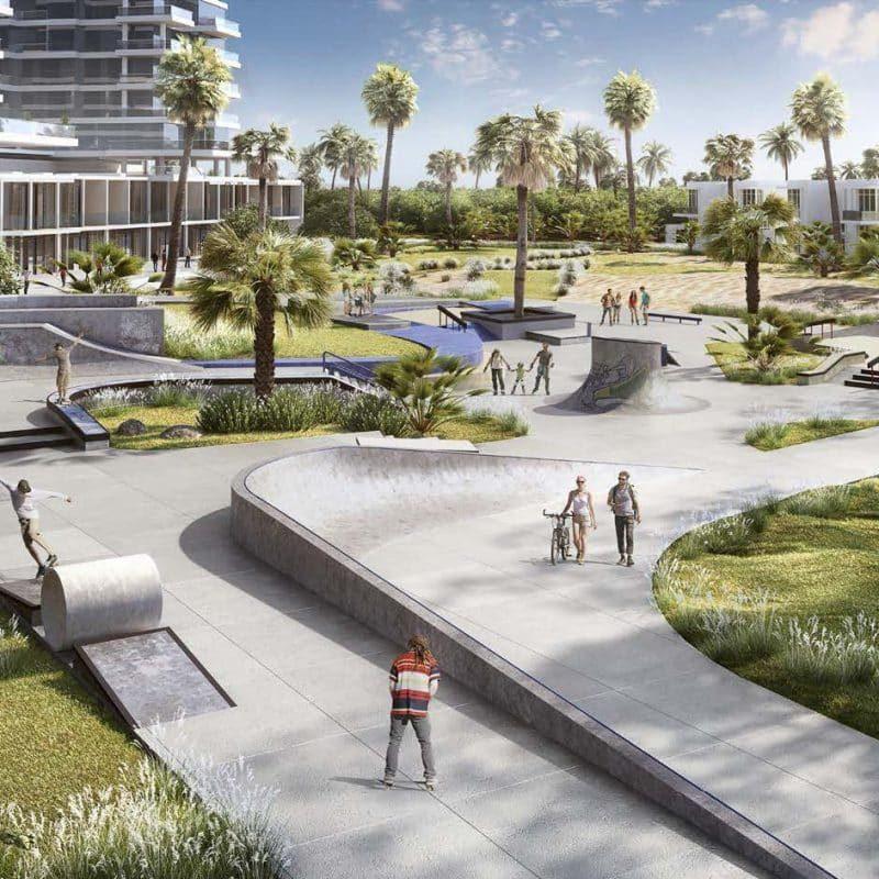 The Park в Damac Hills от Damac Properties. Продажа недвижимости премиум-класса в Дубае