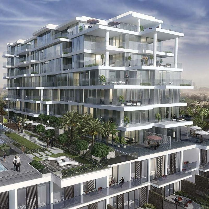 The Park в Damac Hills от Damac Properties. Продажа недвижимости премиум-класса в Дубае 5 4