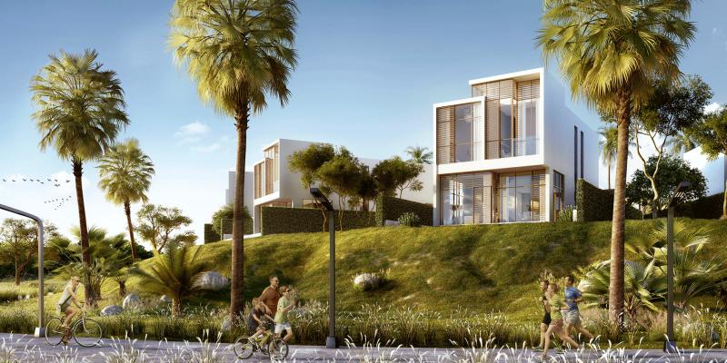 The Park Villas в Damac Hills от Damac Properties. Продажа недвижимости премиум-класса в Дубае 2 1