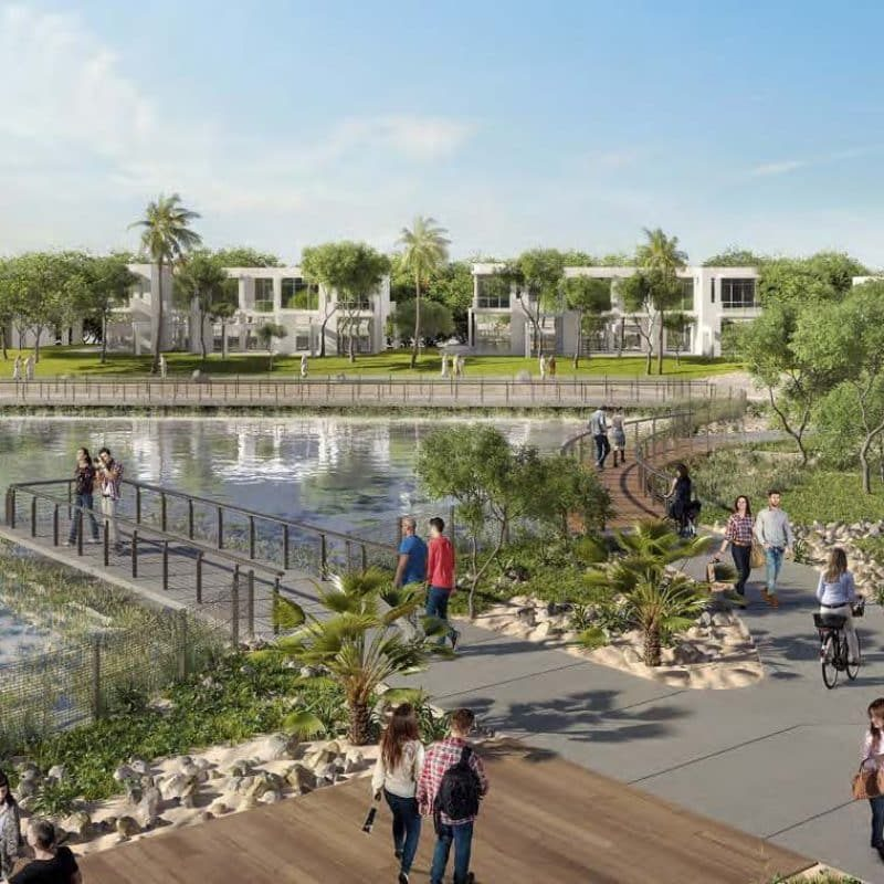The Park Villas в Damac Hills от Damac Properties. Продажа недвижимости премиум-класса в Дубае 5 3