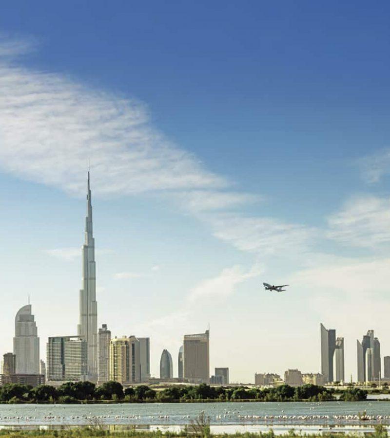 The Pulse in Dubai South