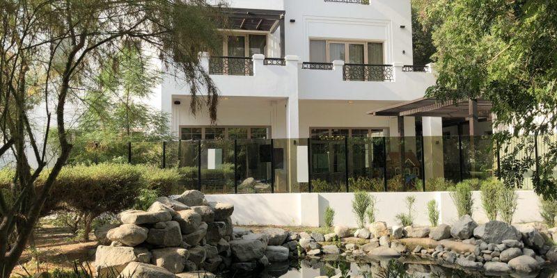 The Reserve by Al Barari in Al Barari. Premium villas for Sale in Dubai