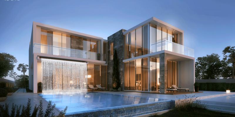 The Trump Estates by Damac at Damac Hills. Luxury apartments for Sale in Dubai 5