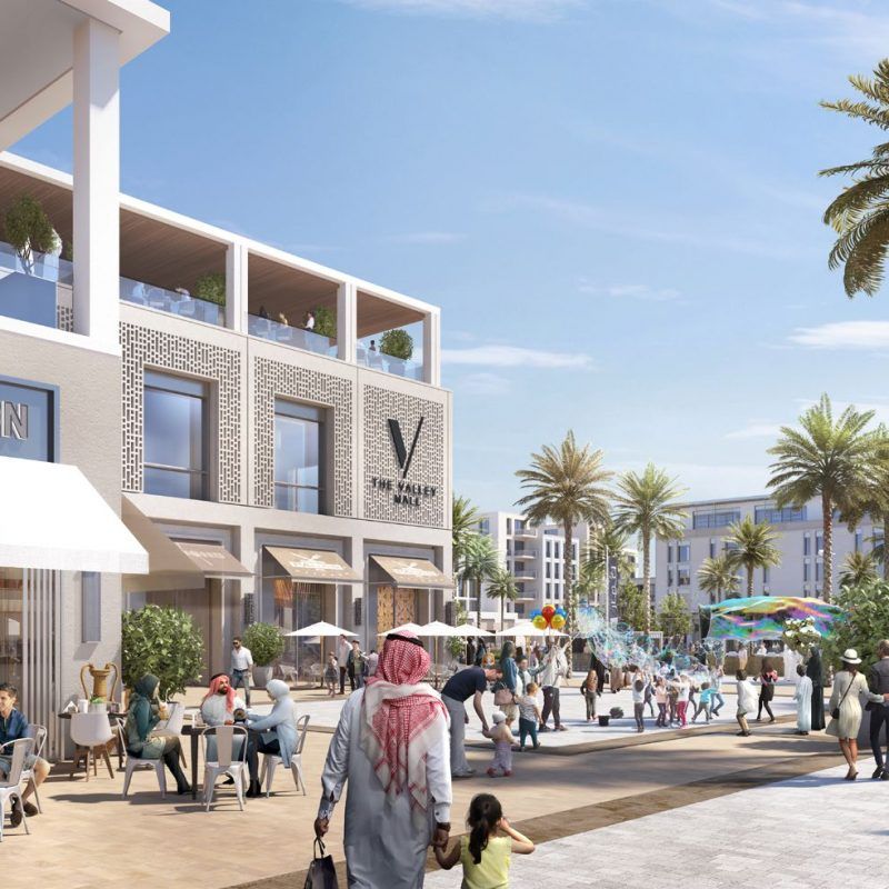 The Valley by EMAAR in Dubailand. Premium apartments for Sale in Dubai 5 2