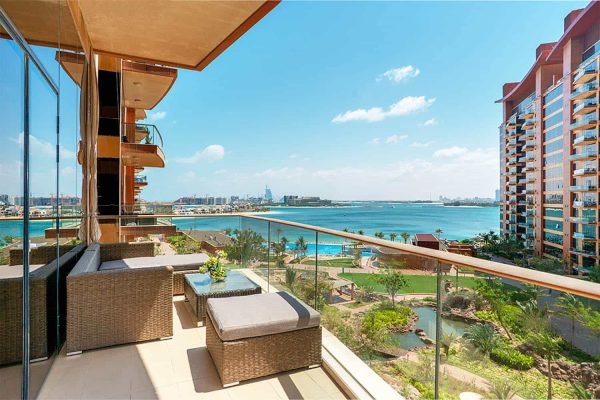 Tiara Residences by Zabeel in Palm Jumeirah. Premium apartments for Sale in Dubai