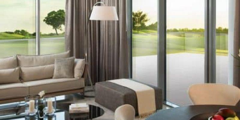 Townhouses on The Golf & The Park в Damac Hills от Damac Properties. Продажа недвижимости премиум-класса в Дубае 3