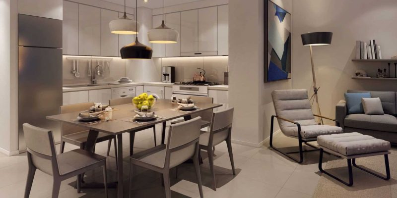 Urbana by Emaar in Emaar South. Luxury apartments for sale in Dubai_3