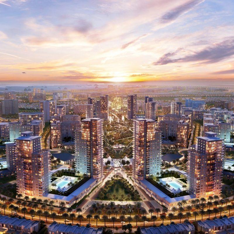 Urbana by Emaar in Emaar South. Luxury apartments for sale in Dubai_5