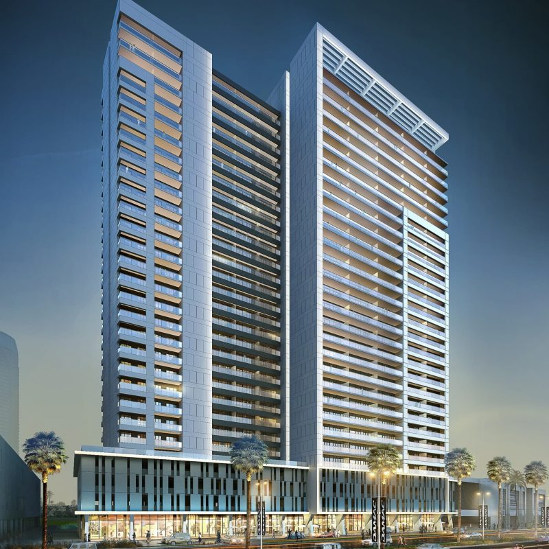 Vĕra Residences by Damac at Business Bay. Luxury apartments for Sale in Dubai 2