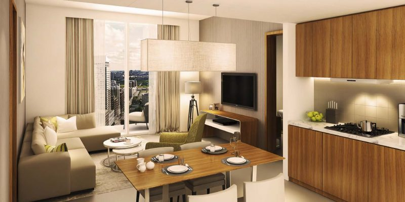 Vĕra Residences by Damac at Business Bay. Luxury apartments for Sale in Dubai