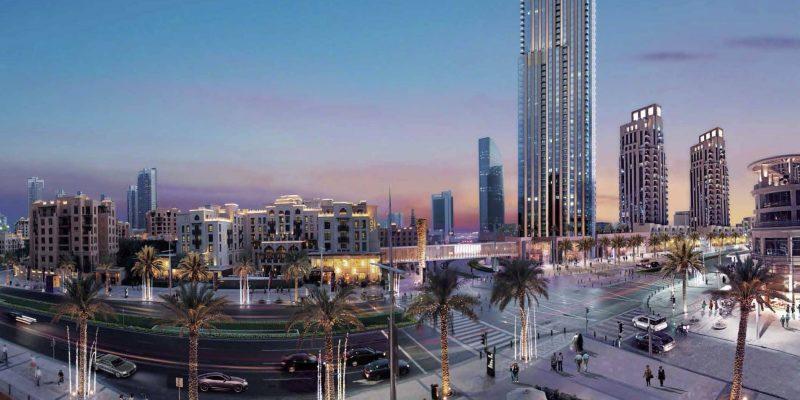 Vida Residences at Dubai Creek Harbour apartments for sale
