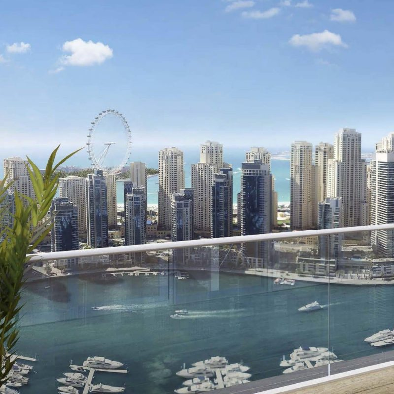 Vida Residences by Emaar at Dubai Marina. Luxury apartments for sale in Dubai._4