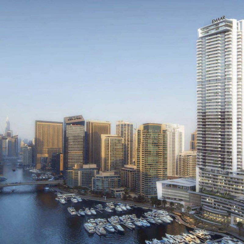 Vida Residences by Emaar at Dubai Marina. Luxury apartments for sale in Dubai._5