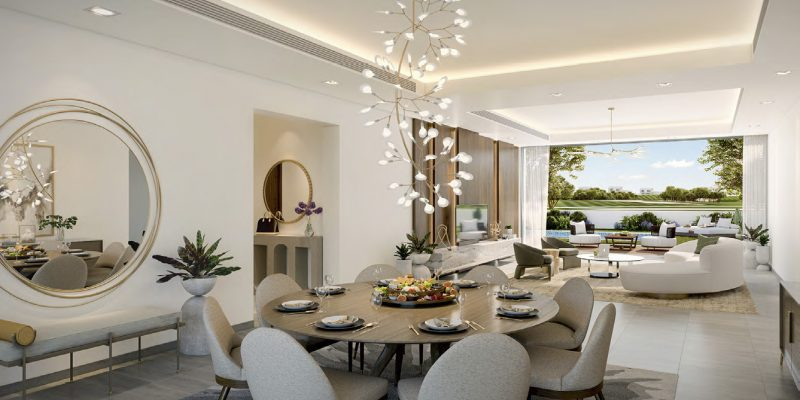 Yas Acres The Magnolias on Yas Island by Aldar. Premium townhouses and villas for sale in Abu Dhabi 3 2