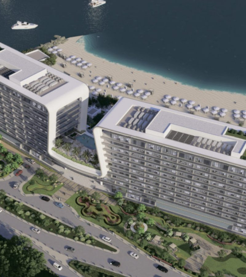 Yas Beach Residence by Siadah