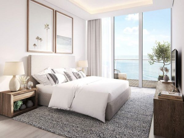 Yas Beach Residence by Siadah on Yas Island, Abu Dhabi. Premium apartments for sale in Abu Dhabi.