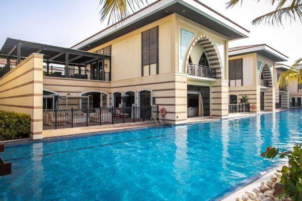 Zabeel Saray in Palm Jumeirah by Meraas. Premium apartments for sale in Dubai