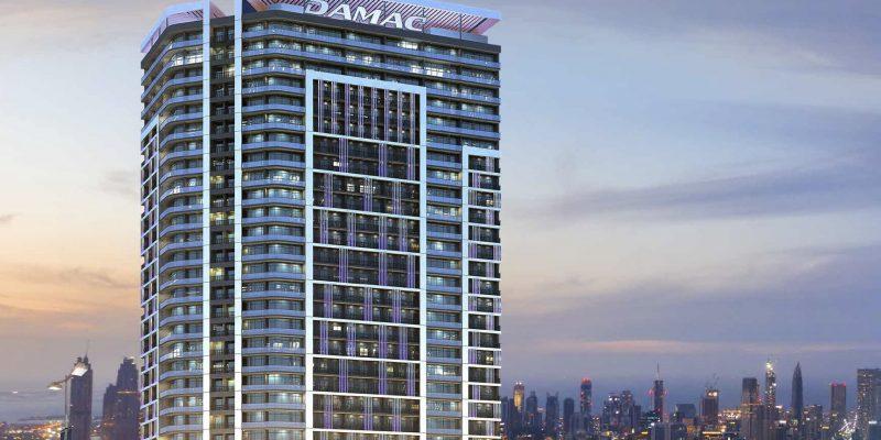 Zada квартиры в Business Bay от Damac. Продажа премиум квартир в Дубае 2 1