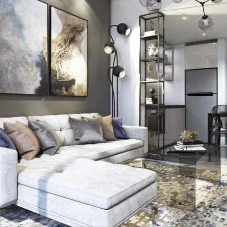 Zada квартиры в Business Bay от Damac. Продажа премиум квартир в Дубае