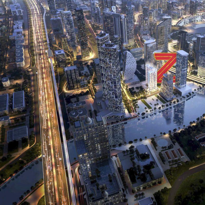 Zada квартиры в Business Bay от Damac. Продажа премиум квартир в Дубае 5 2