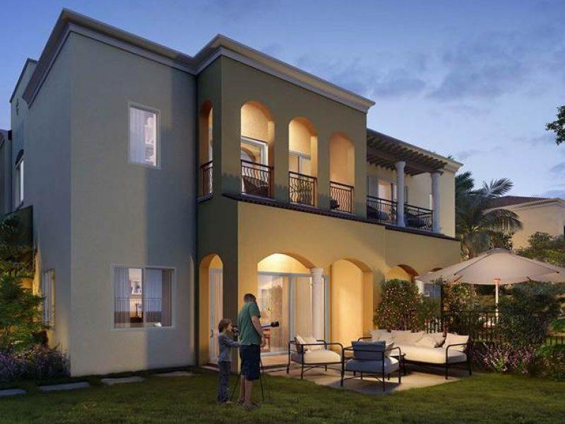 Casa Viva by Dubai Properties in Serena District for Sale in Dubai.