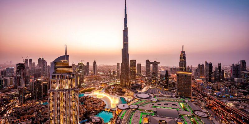 Burj Khalifa by EMAAR in Downtown Dubai, Dubai