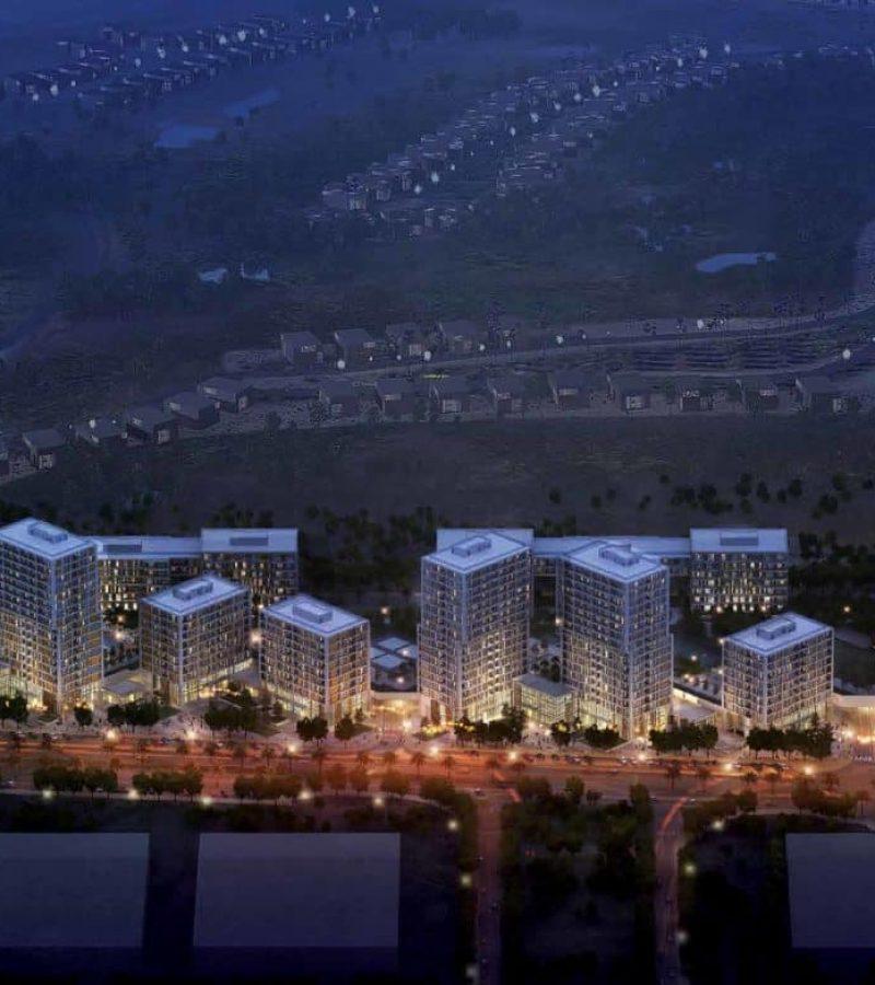 Midtown by DEYAAR in IMPZ, Dubai
