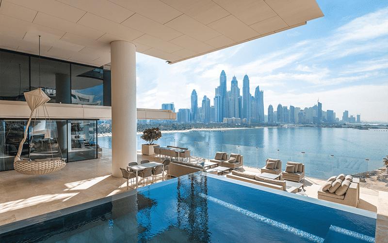 One Palm by Omniyat in Palm Jumeirah, Dubai