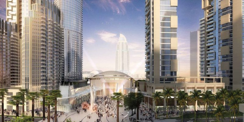Opera Grand by EMAAR in Downtown Dubai