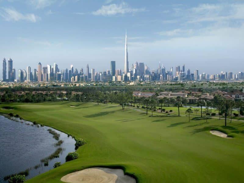 Emaar Dubai Hills salescentre.ae