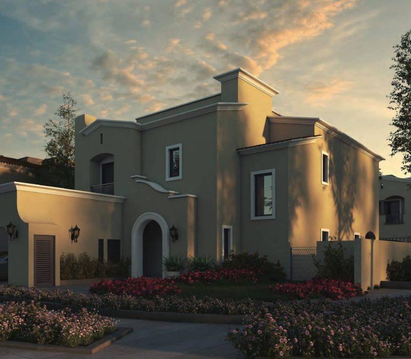 La Quinta by Dubai Properties in Villanova, Dubai.