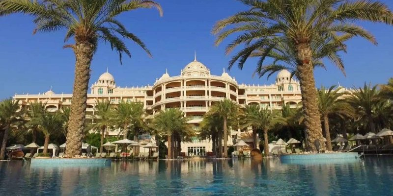 Kempinski Emerald Palace by Kempinski in Palm Jumeirah, Dubai.